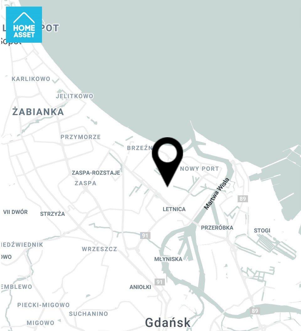 Mieszkanie czteropokojowe  na sprzedaż Gdańsk, Letnica, Starowiejska  68m2 Foto 11