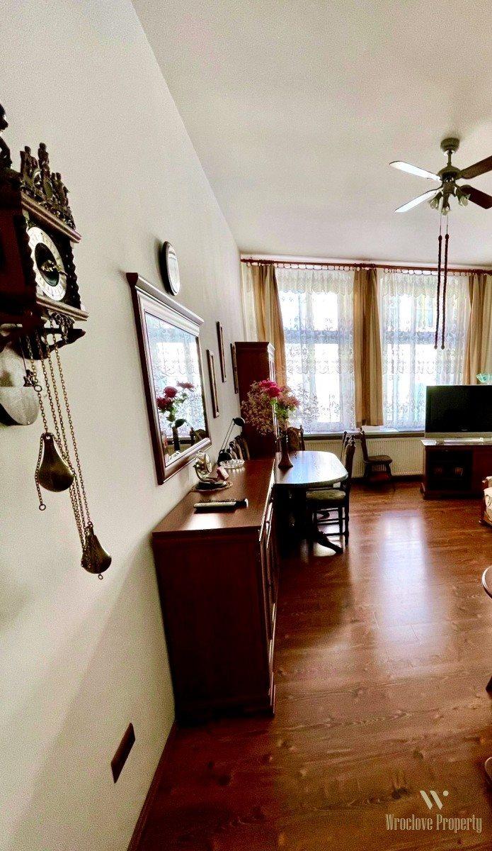 Mieszkanie trzypokojowe na sprzedaż Wrocław, Śródmieście  87m2 Foto 9