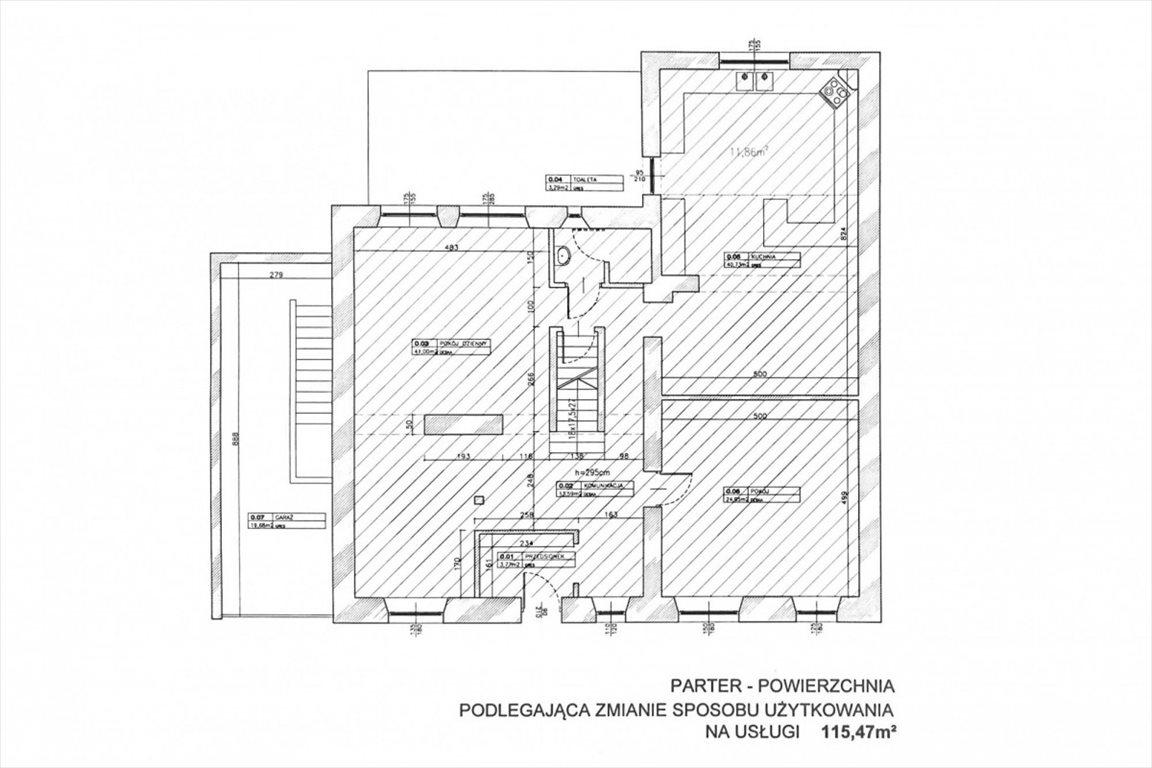Dom na sprzedaż Warszawa, Mokotów Sadyba  353m2 Foto 6