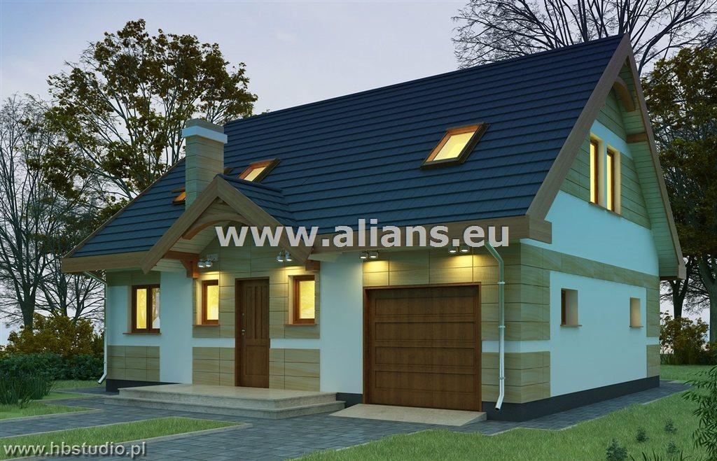 Dom na sprzedaż Borkowo  136m2 Foto 1