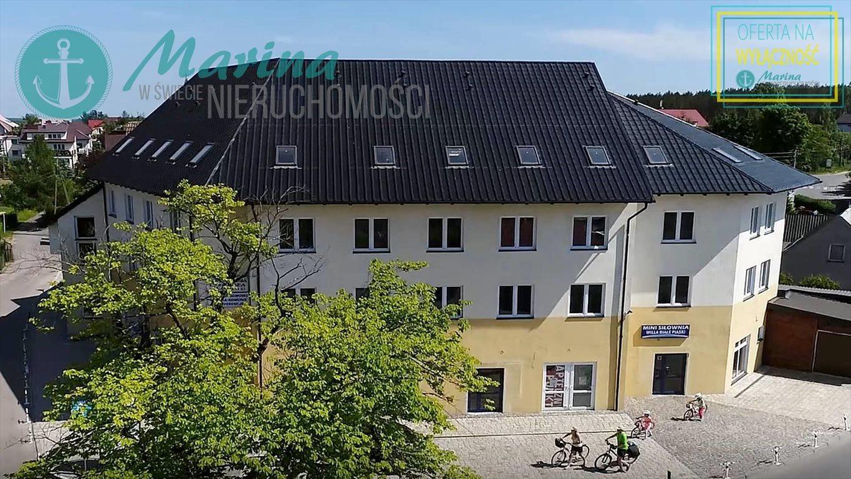 Lokal użytkowy na sprzedaż Karwia, Pas nadmorski, Białogóra  2400m2 Foto 1