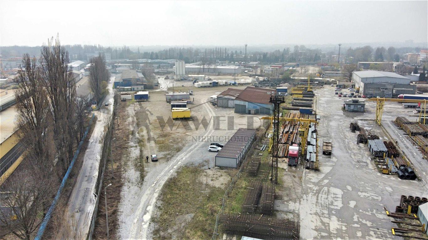 Działka przemysłowo-handlowa na sprzedaż Kraków, Nowa Huta  20000m2 Foto 4