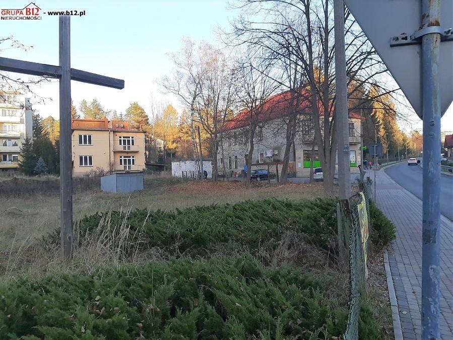 Działka budowlana na sprzedaż Rabka-Zdrój, Rabka-Zdrój, Poniatowskiego  3500m2 Foto 5