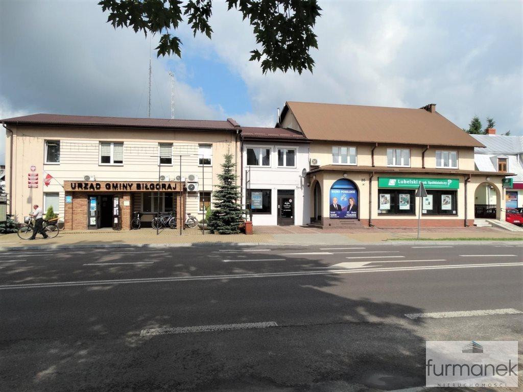 Lokal użytkowy na wynajem Biłgoraj, Kościuszki  182m2 Foto 2