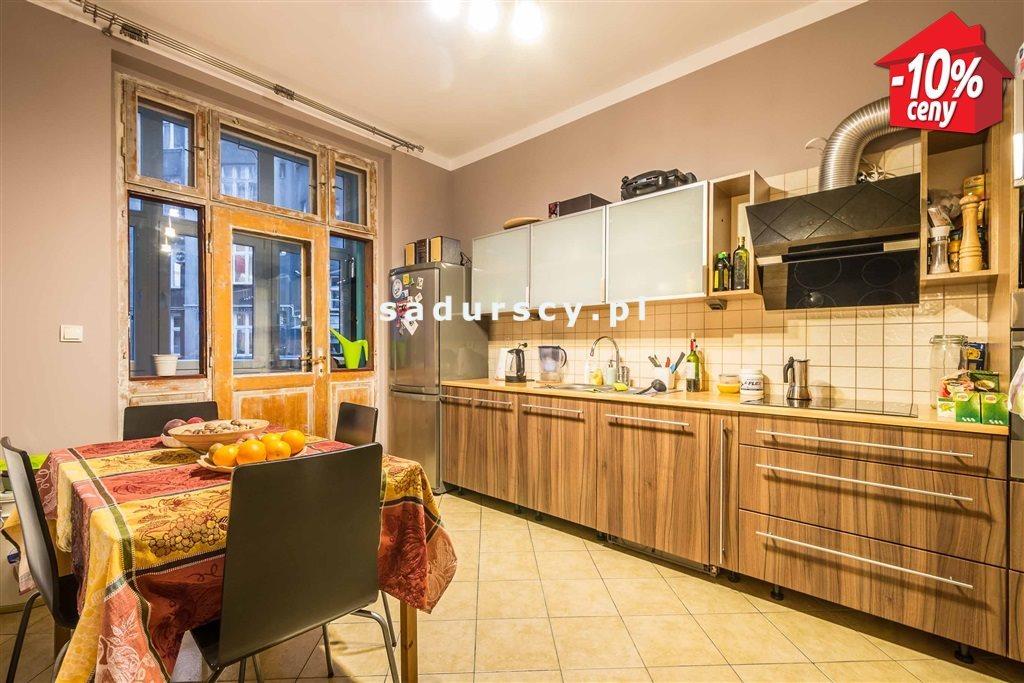 Mieszkanie trzypokojowe na sprzedaż Kraków, Stare Miasto, Stare Miasto, Mikołaja Zyblikiewicza  95m2 Foto 1