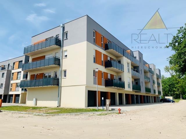 Mieszkanie trzypokojowe na sprzedaż Leszno, Myśliwska  52m2 Foto 7