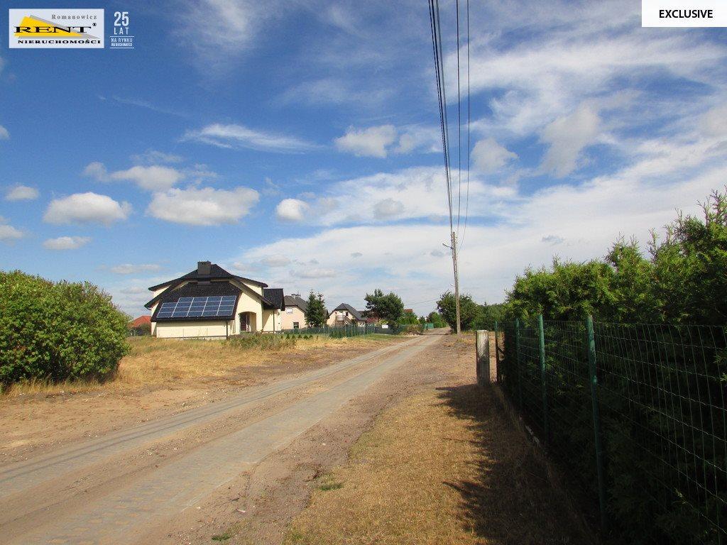 Działka budowlana na sprzedaż Borzysławiec  971m2 Foto 3