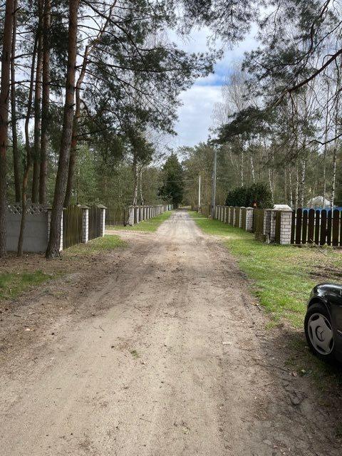 Działka leśna na sprzedaż Rządza  6198m2 Foto 1