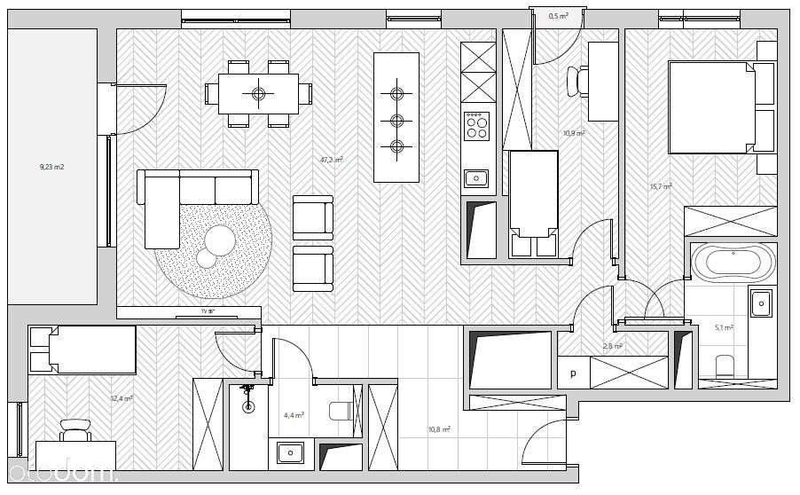 Mieszkanie czteropokojowe  na sprzedaż Warszawa, Wola, Czyste, Siedmiogrodzka  110m2 Foto 1