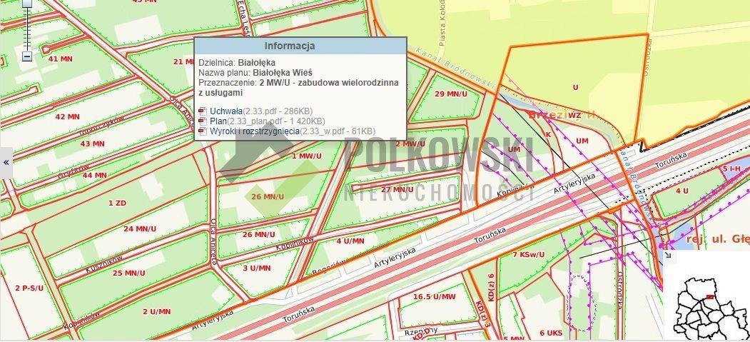 Działka komercyjna na sprzedaż Warszawa  13230m2 Foto 5