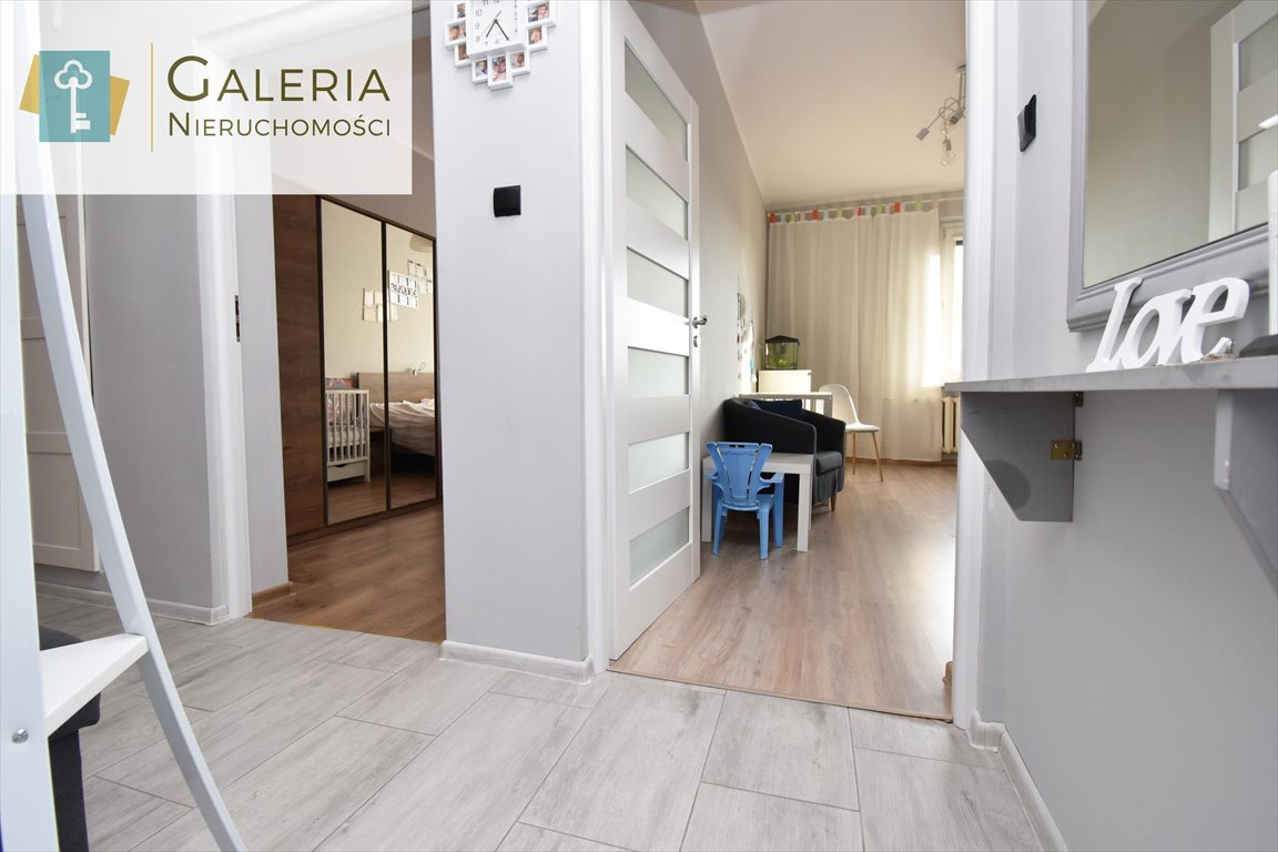 Mieszkanie trzypokojowe na sprzedaż Elbląg, Giermków  58m2 Foto 7