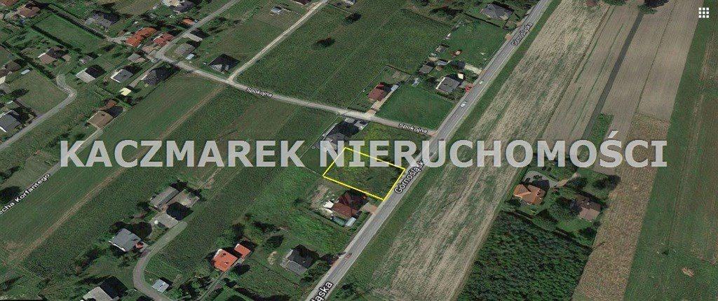 Działka budowlana na sprzedaż Gilowice  1080m2 Foto 6