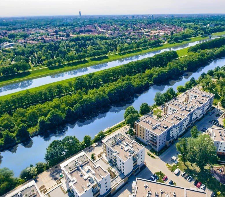 Mieszkanie trzypokojowe na sprzedaż Wrocław, Swojczyce  49m2 Foto 6