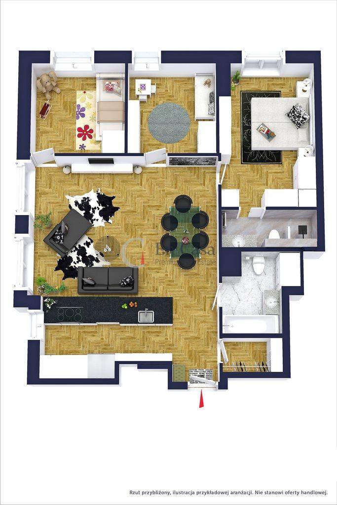 Mieszkanie czteropokojowe  na sprzedaż Warszawa, Żoliborz, Ludwika Rydygiera  96m2 Foto 12