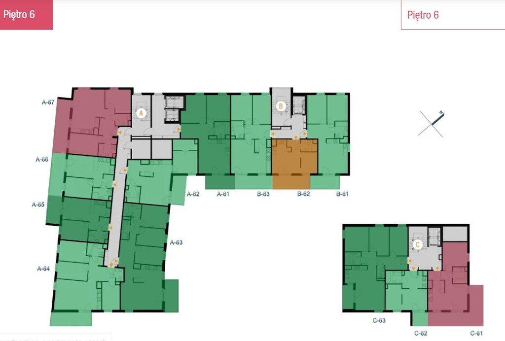 Mieszkanie czteropokojowe  na sprzedaż Warszawa, Białołęka, Tarchomin, Józefa Mehoffera  71m2 Foto 7