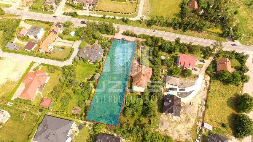 Działka budowlana na sprzedaż Tczew, Bałdowska  1703m2 Foto 3