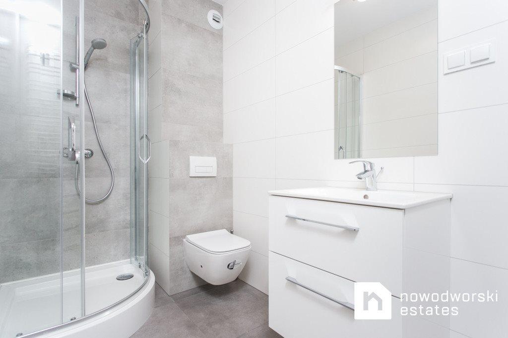 Mieszkanie dwupokojowe na wynajem Kraków, Podgórze, Mariana Domagały  46m2 Foto 11