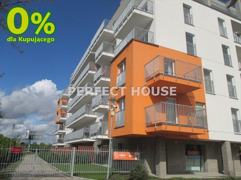 Mieszkanie dwupokojowe na sprzedaż Poznań, Wilczak  49m2 Foto 4