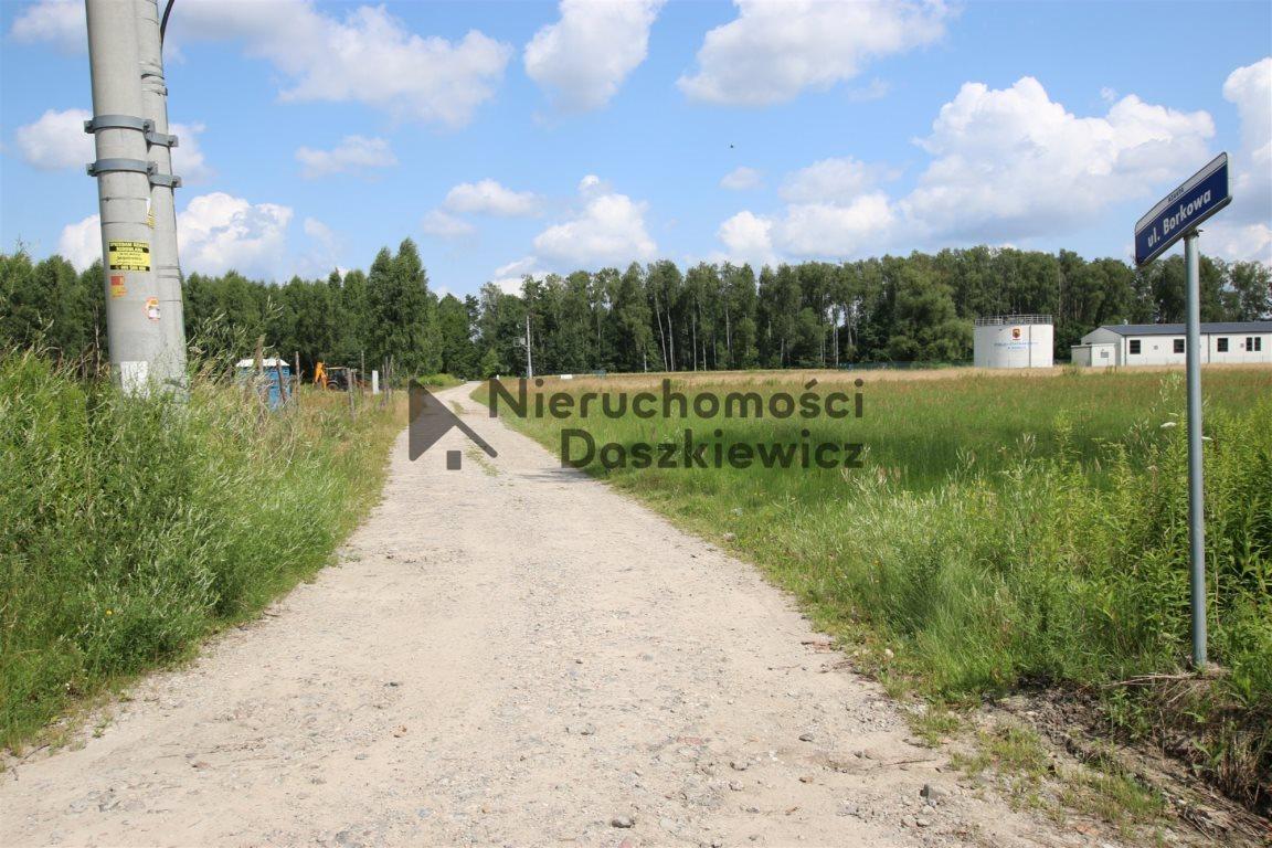 Działka budowlana na sprzedaż Rzakta, Borkowa  1500m2 Foto 10
