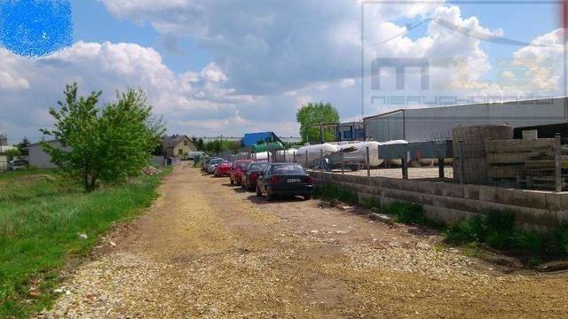 Działka przemysłowo-handlowa na sprzedaż Kraków, Podgórze, Półłanki  2200m2 Foto 2
