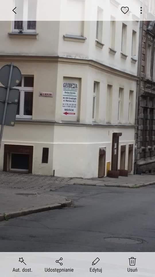 Lokal użytkowy na wynajem Grudziądz  39m2 Foto 4