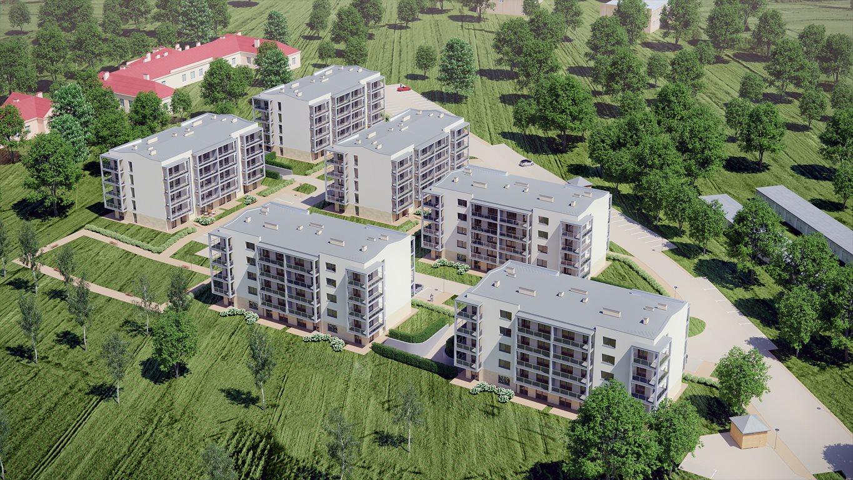 Mieszkanie dwupokojowe na sprzedaż Przemyśl, Żołnierzy I Armii Wojska Polskiego  36m2 Foto 2