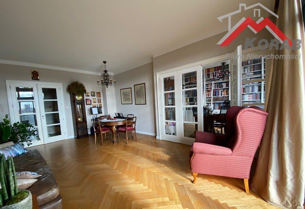 Mieszkanie czteropokojowe  na sprzedaż Warszawa, Mokotów, Podchorążych  120m2 Foto 4