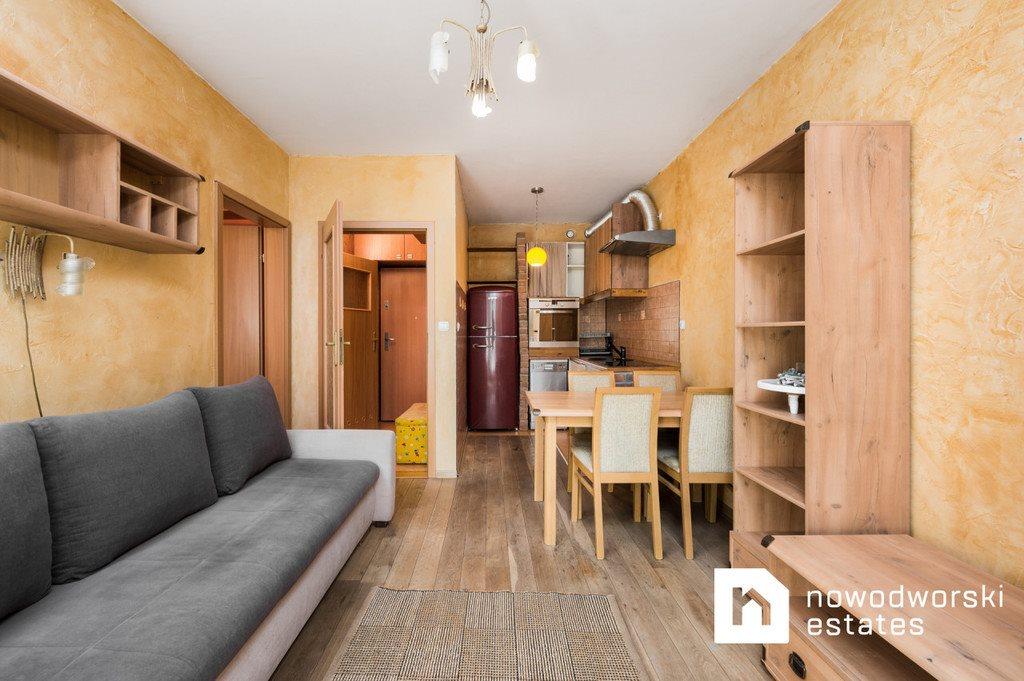 Mieszkanie dwupokojowe na wynajem Kraków, Ruczaj, prof. Michała Bobrzyńskiego  35m2 Foto 5