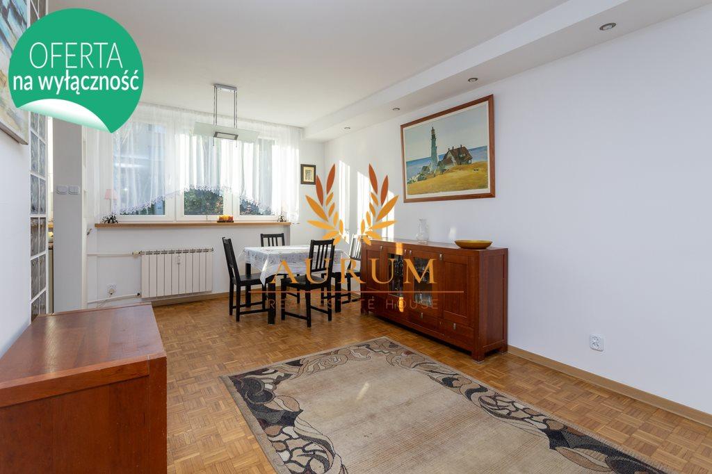Mieszkanie trzypokojowe na sprzedaż Warszawa, Mokotów, Sadyba, Konstancińska  47m2 Foto 4