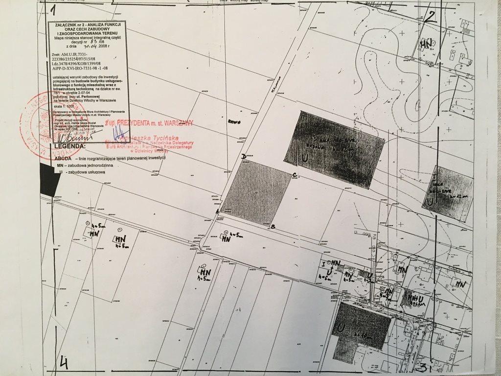 Działka rolna na sprzedaż Warszawa, Włochy  3635m2 Foto 3