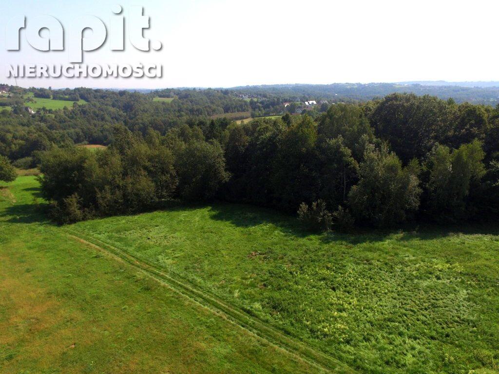 Działka budowlana na sprzedaż Krzyszkowice  1275m2 Foto 1