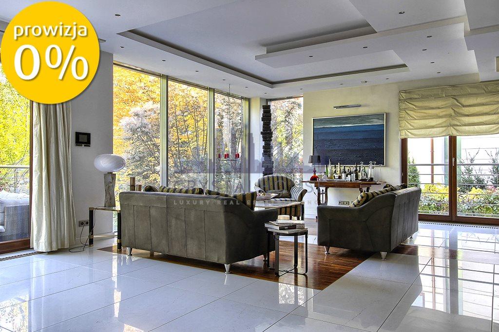 Luksusowy dom na sprzedaż Konstancin-Jeziorna  480m2 Foto 1