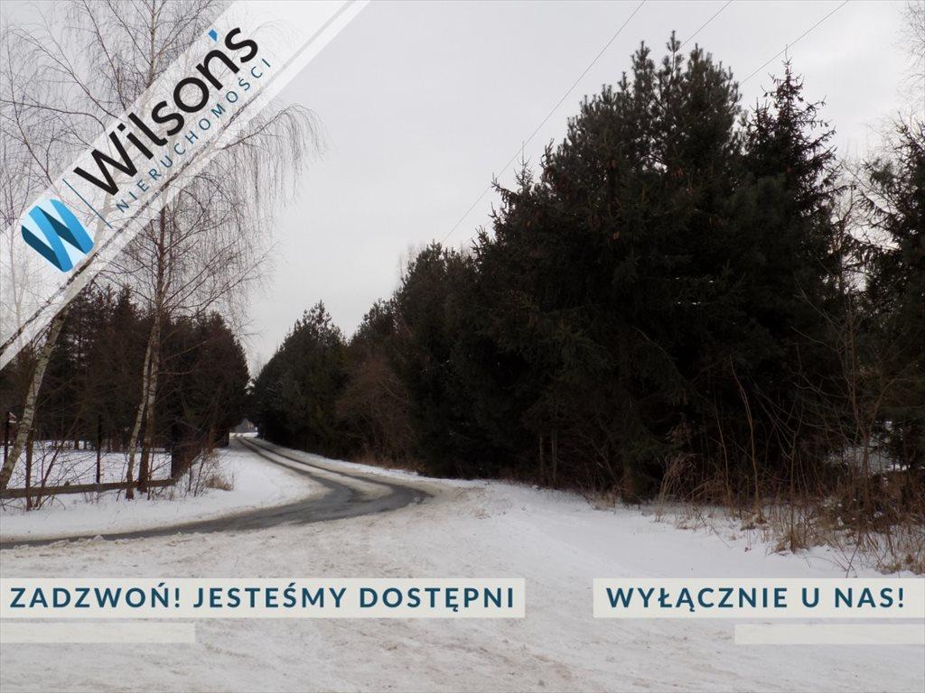 Działka budowlana na sprzedaż Grzegorzewice, Pałacowa  2000m2 Foto 1