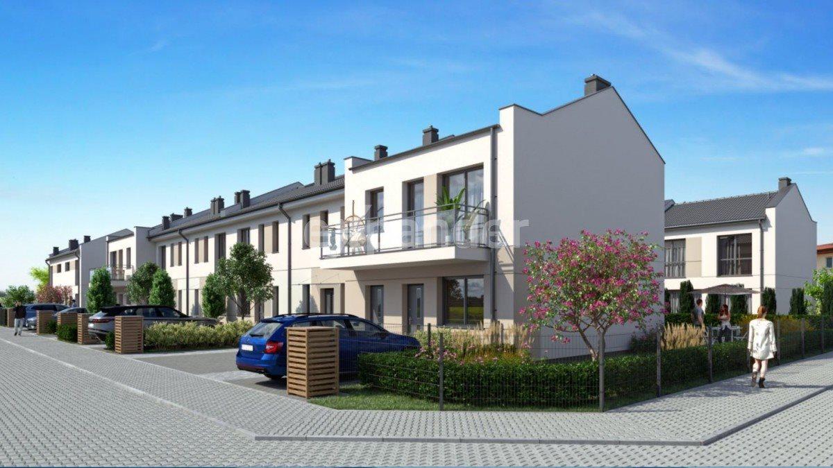 Mieszkanie trzypokojowe na sprzedaż Skórzewo, Serdeczna  49m2 Foto 1