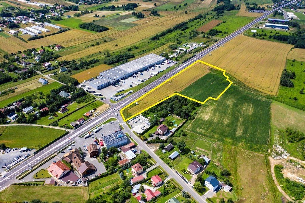 Działka budowlana na sprzedaż Rzeszów  23387m2 Foto 4