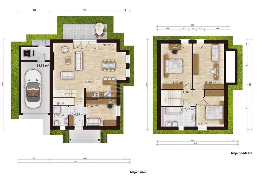 Dom na sprzedaż Radostowice  121m2 Foto 4