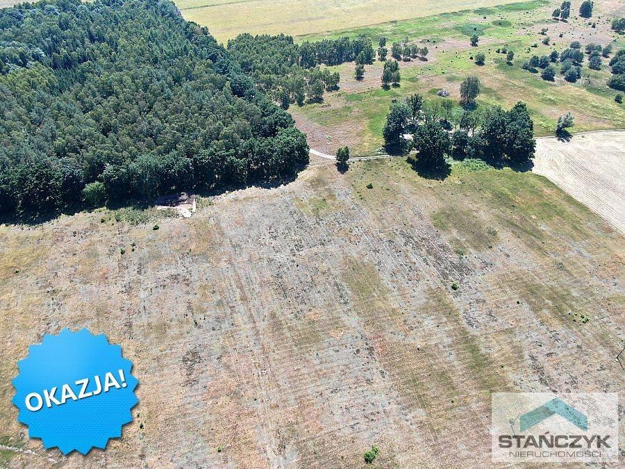 Działka budowlana na sprzedaż Stepnica, lasy, łąki, zalew  1000m2 Foto 1