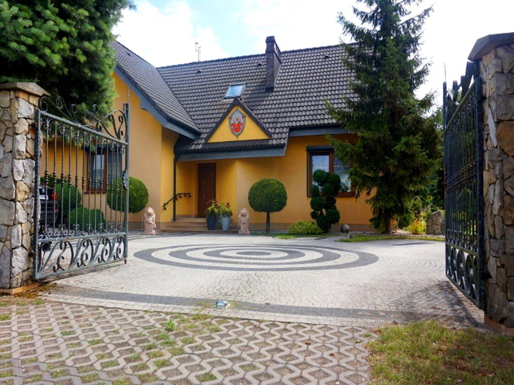Dom na sprzedaż Kiekrz, okol. Podjazdowej  350m2 Foto 1