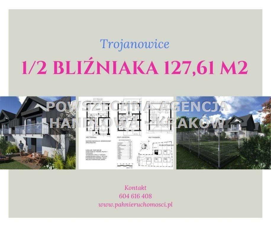 Dom na sprzedaż Trojanowice  128m2 Foto 1