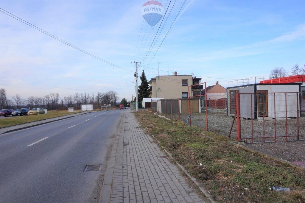 Działka komercyjna pod dzierżawę Czechowice-Dziedzice  1000m2 Foto 8
