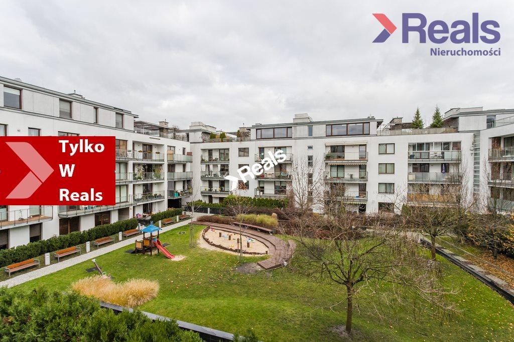 Mieszkanie trzypokojowe na sprzedaż Warszawa, Wilanów, Sarmacka  98m2 Foto 1