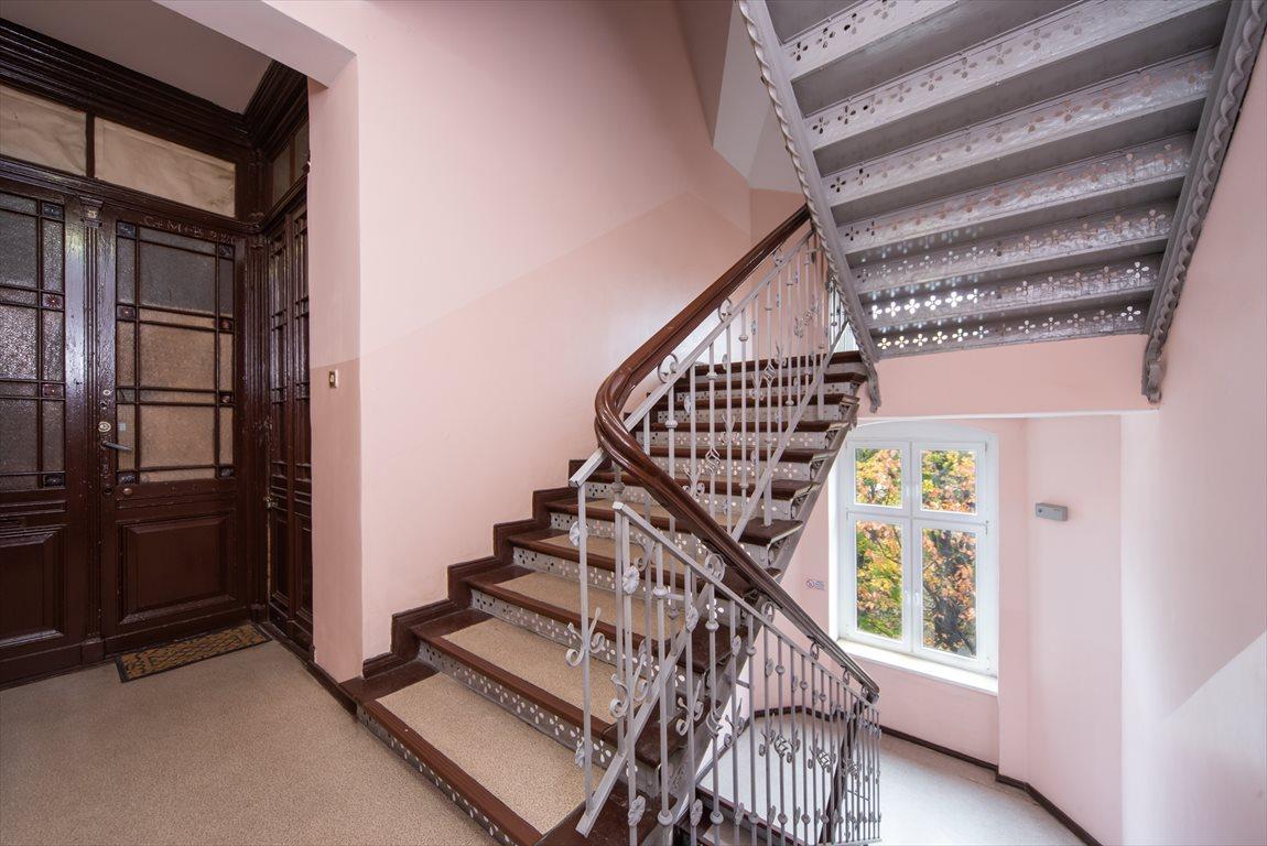 Mieszkanie trzypokojowe na sprzedaż Wrocław, Śródmieście, Plac Grunwaldzki, Matejki  118m2 Foto 13