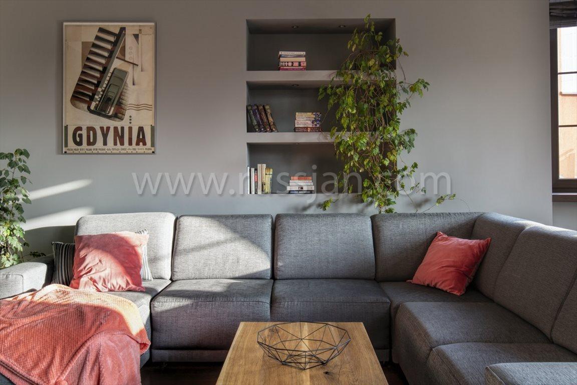 Mieszkanie trzypokojowe na sprzedaż Gdynia, Śródmieście, Wójta Radtkego  108m2 Foto 3