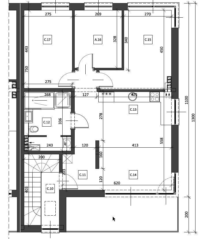 Mieszkanie trzypokojowe na sprzedaż Tarnowskie Góry, Śródmieście  80m2 Foto 7