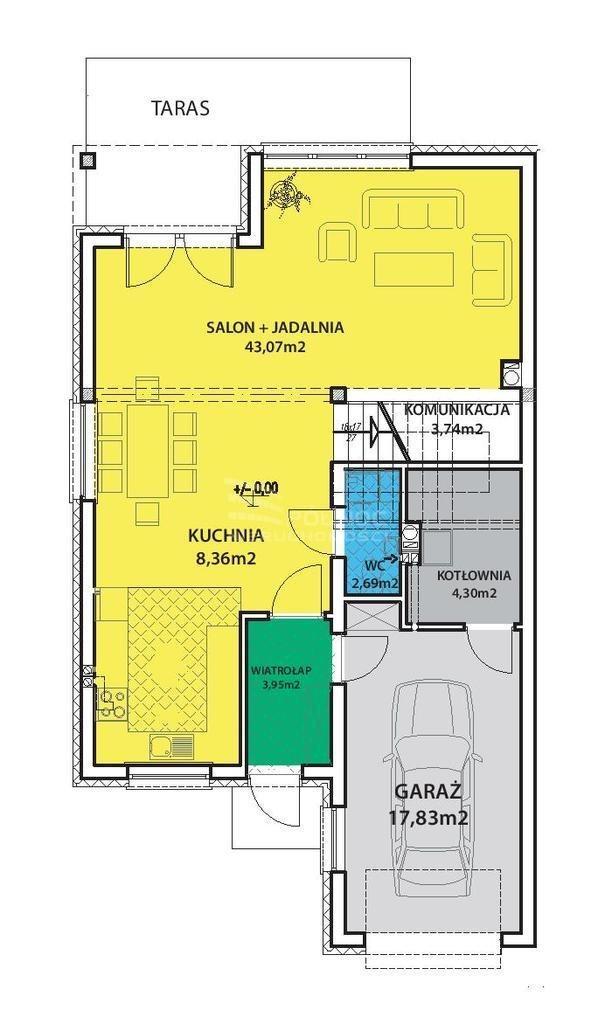 Dom na sprzedaż Porosły  164m2 Foto 2