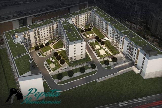 Mieszkanie dwupokojowe na sprzedaż Poznań, Rataje, Katowicka  48m2 Foto 2