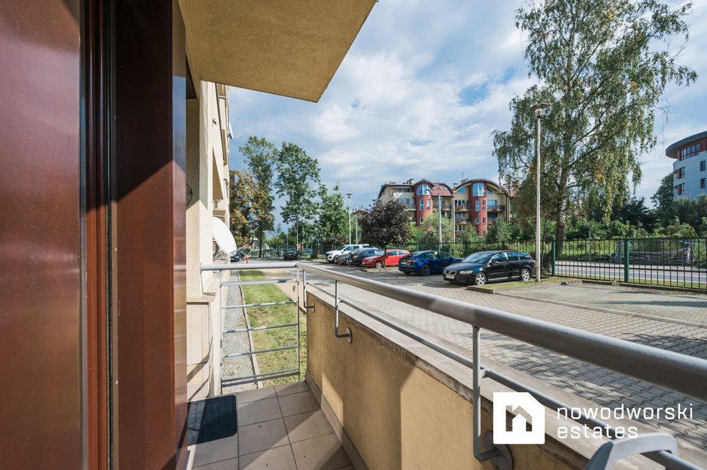 Mieszkanie dwupokojowe na wynajem Kraków, Ruczaj, prof. Michała Bobrzyńskiego  35m2 Foto 12