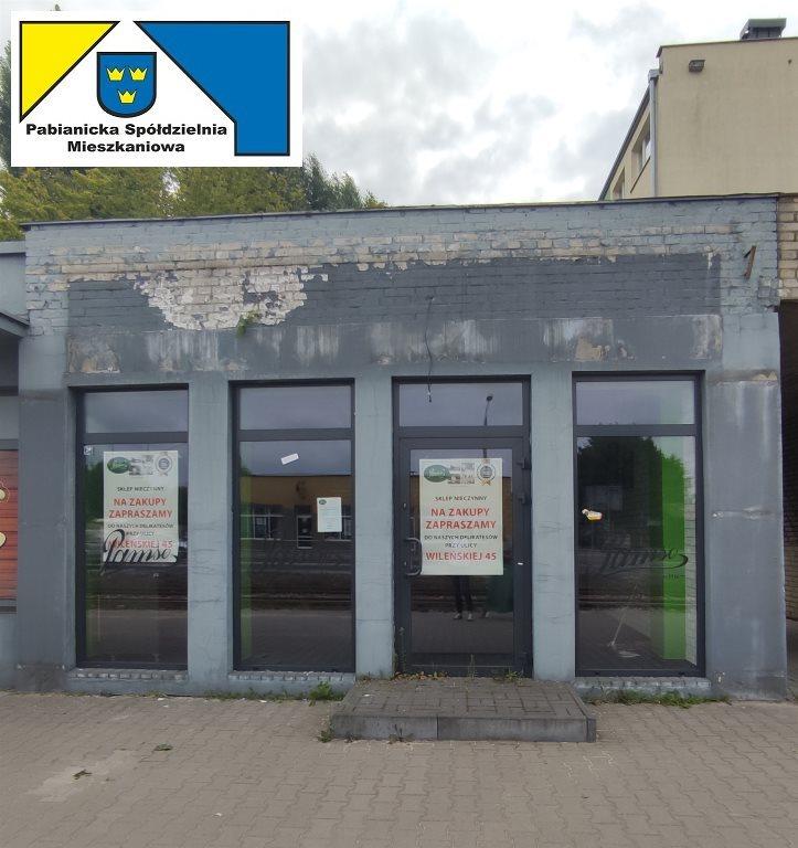 Lokal użytkowy na wynajem Pabianice, Piaski  48m2 Foto 1