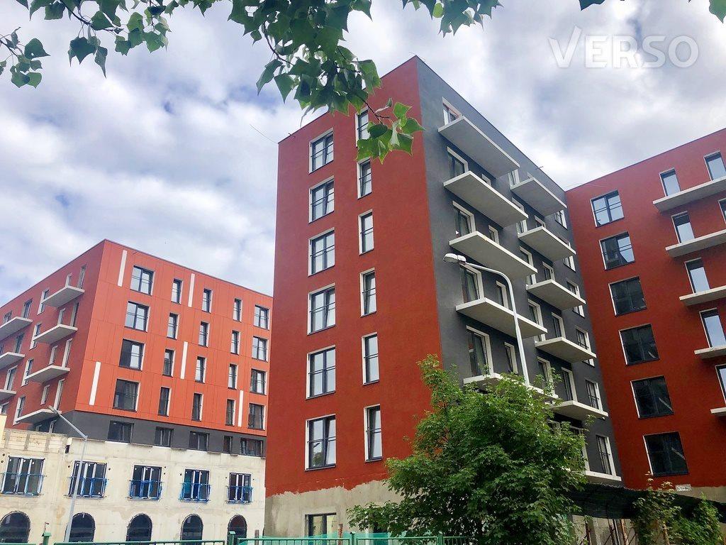 Mieszkanie dwupokojowe na sprzedaż Wrocław, Stare Miasto, Tęczowa  48m2 Foto 1