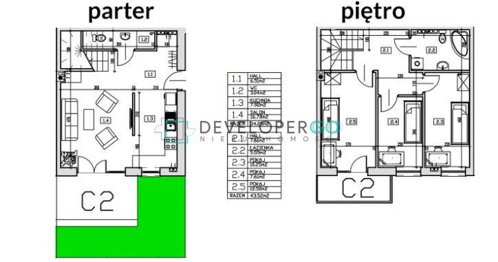 Dom na sprzedaż Klepacze  78m2 Foto 2